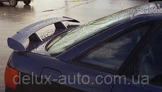 Спойлер на багажник со стопом Aileron Спойлер из полиуретана универсальный Спойлер Пилот-МИДИ для авто