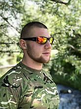 Тактичні окуляри ESS Rollbar репліка