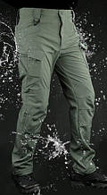 ШТАНЫ SOFT SHELL ESDY OLIVE Pro-2