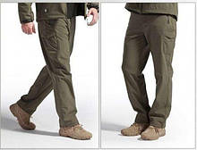 ШТАНЫ SOFT SHELL ESDY OLIVE  Pro-1