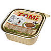 TOMi ИНДЕЙКА ПАСТА МОРКОВЬ (turkey, pasta, carrots) консервы корм для собак, паштет. Вес 150гр.