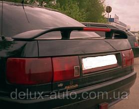 Спойлер на багажник со стопом Aileron Спойлер из полиуретана универсальный Спойлер крышки багажника авто