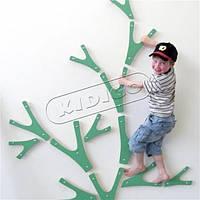 Детский скалодром «Невероятные веточки»