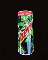 Американський напій Mountain Dew Original 330 мл EU