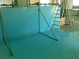 Строительство полипропиленового бассейна