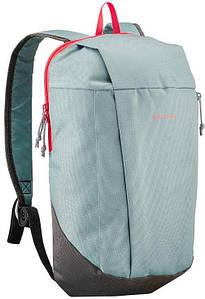 Рюкзак міський Quechua arpenaz 10 л. сірий 2487060