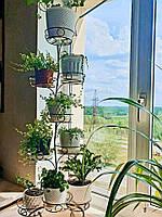 """Подставка для цветов """"Дерево на 9 чаш диаметром 15 см"""""""
