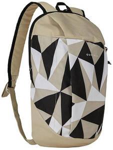 Городской рюкзак Quechua arpenaz 10 л бежевый
