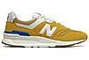 Оригінальні чоловічі кросівки New Balance 997 (CM997HRW)