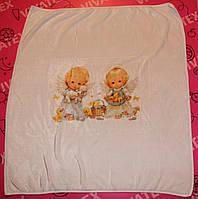 Одеяло детское Ангел махра , фото 1