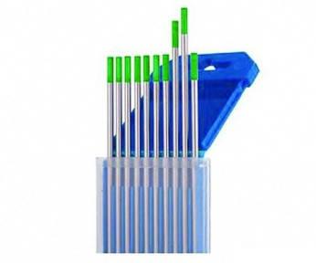 Вольфрамовий електрод WP D 3.2 мм (зелений), фото 2