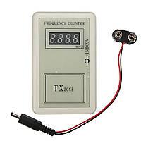 Частотомер, измеритель частоты TX zone 260-450 МГц