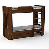 Двухъярусная кровать Твикс - 2, фото 6