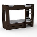 Двухъярусная кровать Твикс - 2, фото 5