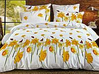 Комплект постельного белья ТЕП семейное Нарциссы