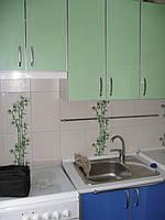 Кухня ЛДСП в тонкому Т-профіль