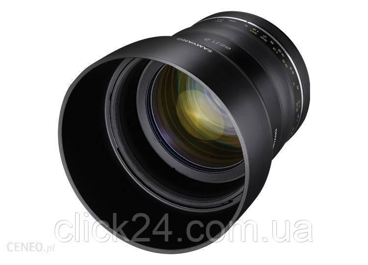 Samyang Premium XP 85mm f/1.2 Canon EF (SAM000233)