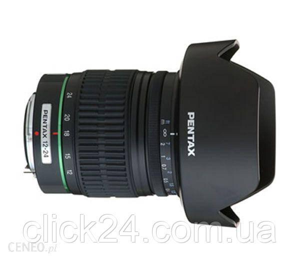 Pentax DA 12-24mm f/4.0 ED AL [If]