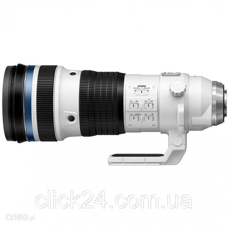 Olympus 150-400 mm F/4.5 TC 1.25 x IS PRO