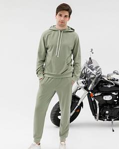 Спортивные костюмы ISSA PLUS GN-429 S оливковый