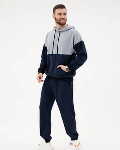 Спортивные костюмы ISSA PLUS GN-431 S синий