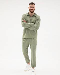 Спортивные костюмы ISSA PLUS GN-432 XL оливковый