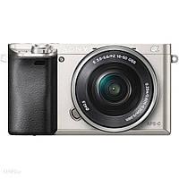 Sony A6000 Срібло + 16-50mm + 55-210mm