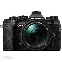 Olympus OM-D E-M5 Mark III Czarny + 14-150mm