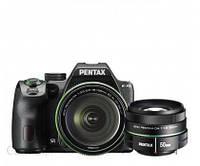 Pentax K-70 + 18-135mm + DA 50mm F1.8