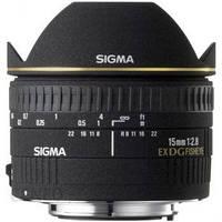 Sigma fisheye 15mm f/2.8 EX Diagonal fisheye DG for Sigma AF (00815.476949)