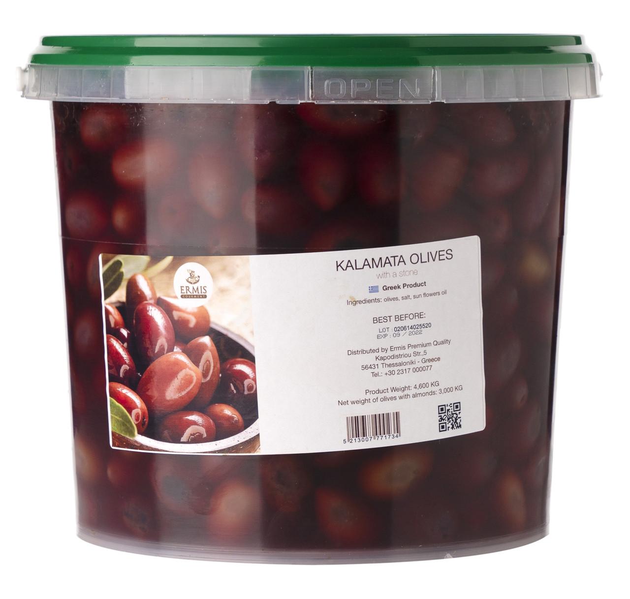 Оливки Калламата (2,5 кг)