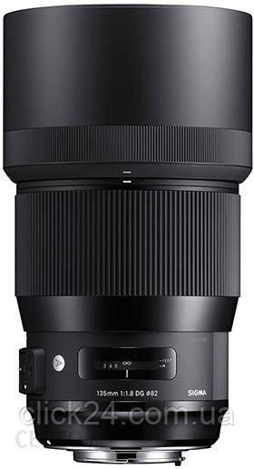 Sigma 135mm f/1.8 DG HSM (Nikon)