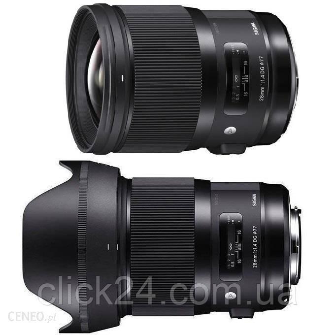 Sigma Art 28mm F1.4 DG HSM (Sony E)