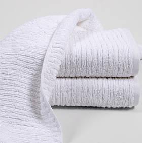Рушник махровий Penelope - Nora white білий 50*70