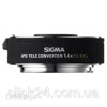 Sigma 1.4x EX APO DG
