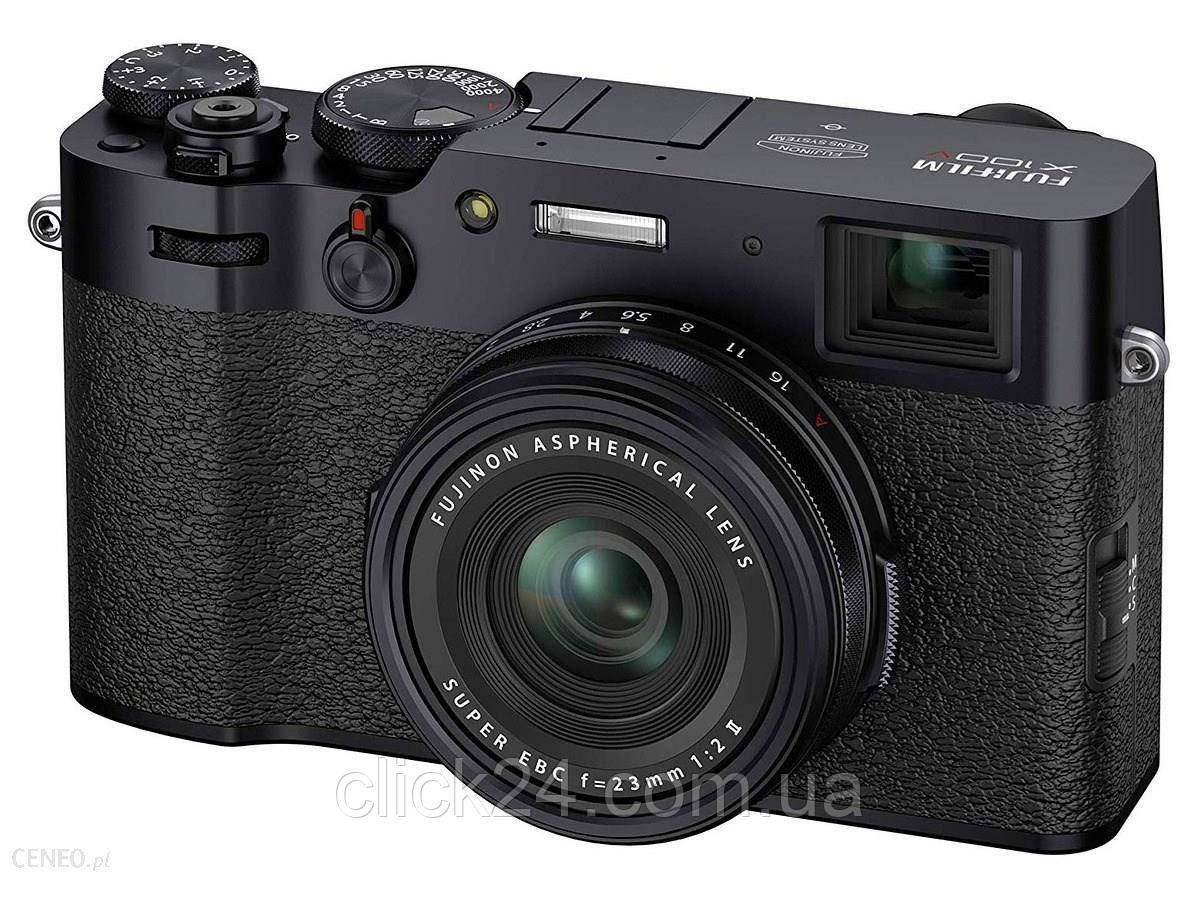 Fujifilm X100V Czarny