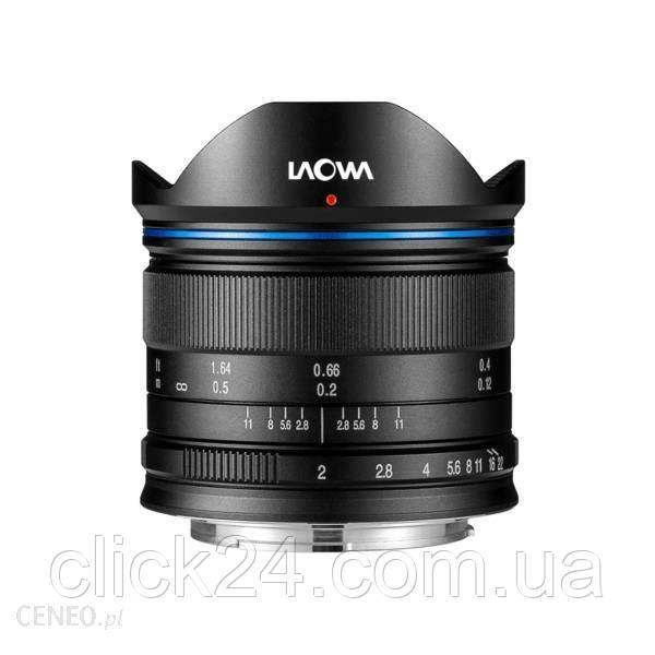Laowa Venus Optics C-Dreamer Standard 7,5 mm f/2,0 czarny (Micro 4/3)