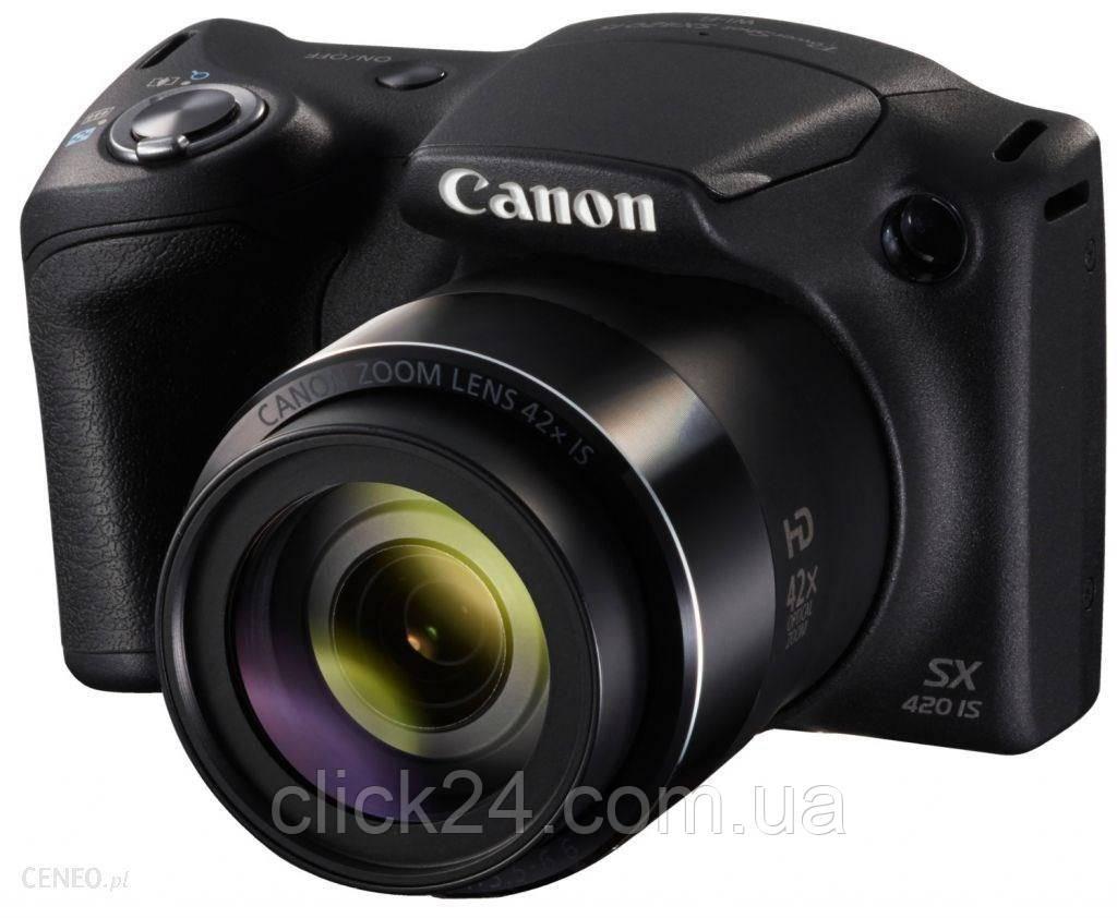 Canon PowerShot SX420 IS Czarny
