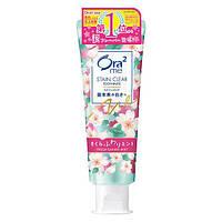 SUNSTAR Ora2 Me Fresh Sakura Mint отбеливающая зубная паста со вкусом сакуры, 130 г