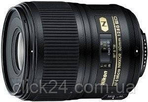 Nikon A fS Micro Nikkor 60mm f/2.8G (JAA632DB)