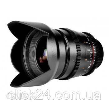 Samyang 24mm T1.5 V-DSLR ED AS IF UMC (Sony E)