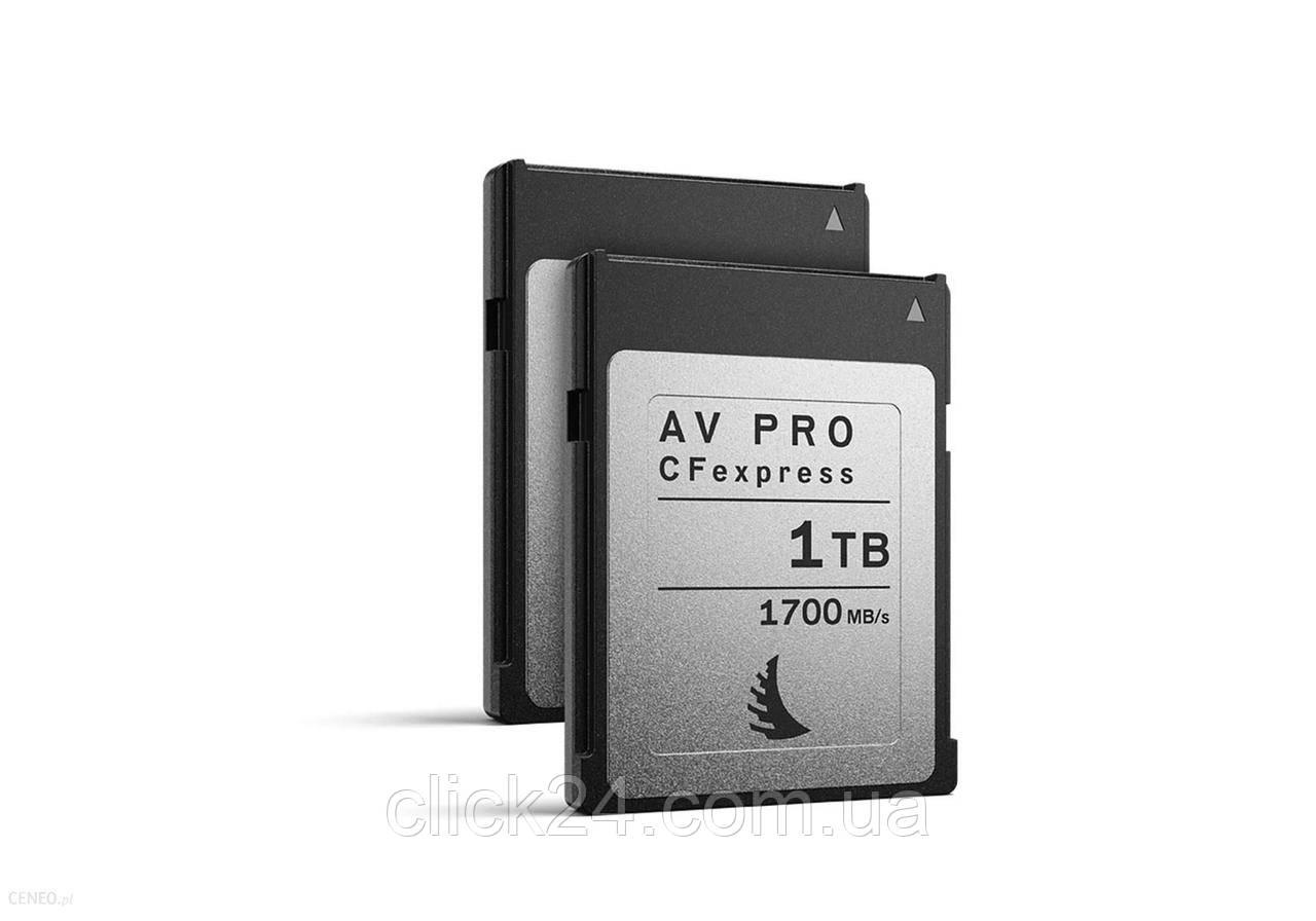 Angelbird AV PRO CFexpress 1TB 2 pack (AVP1TBCFXX2)
