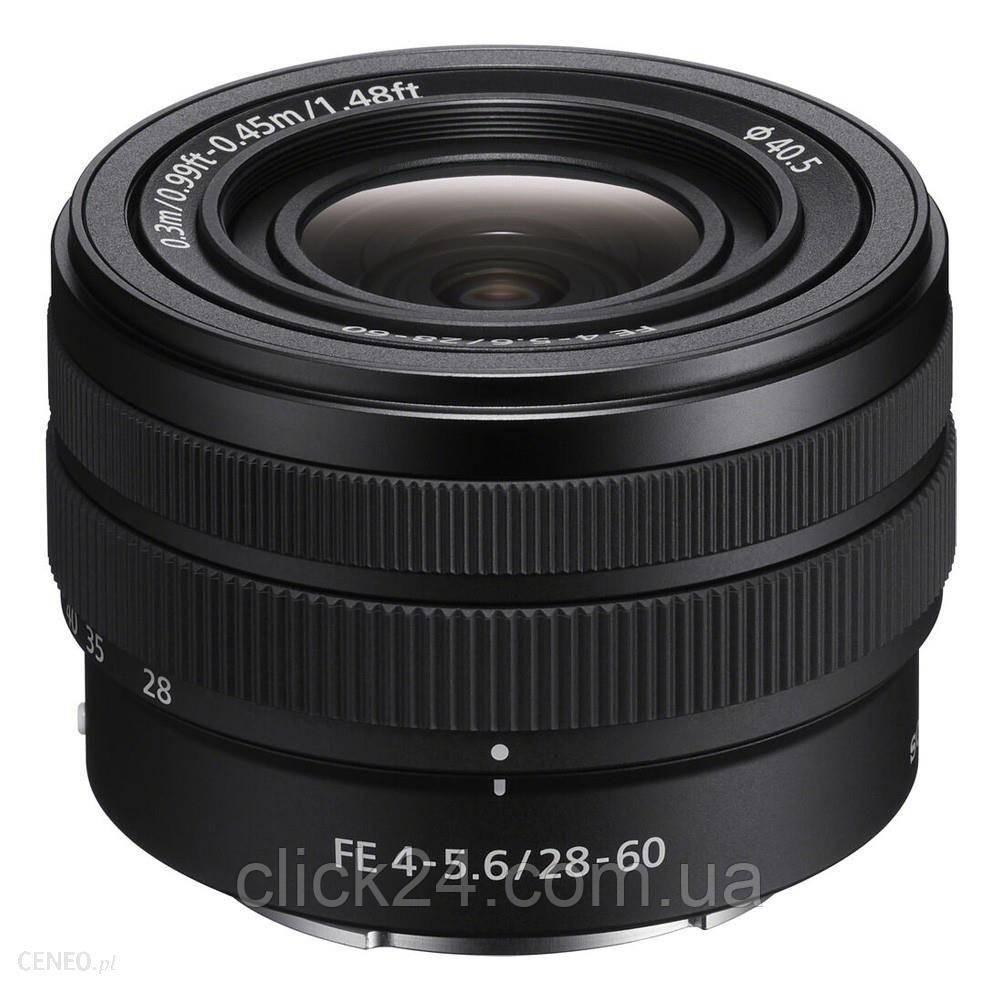 Sony 28-60/4-5.6 FE