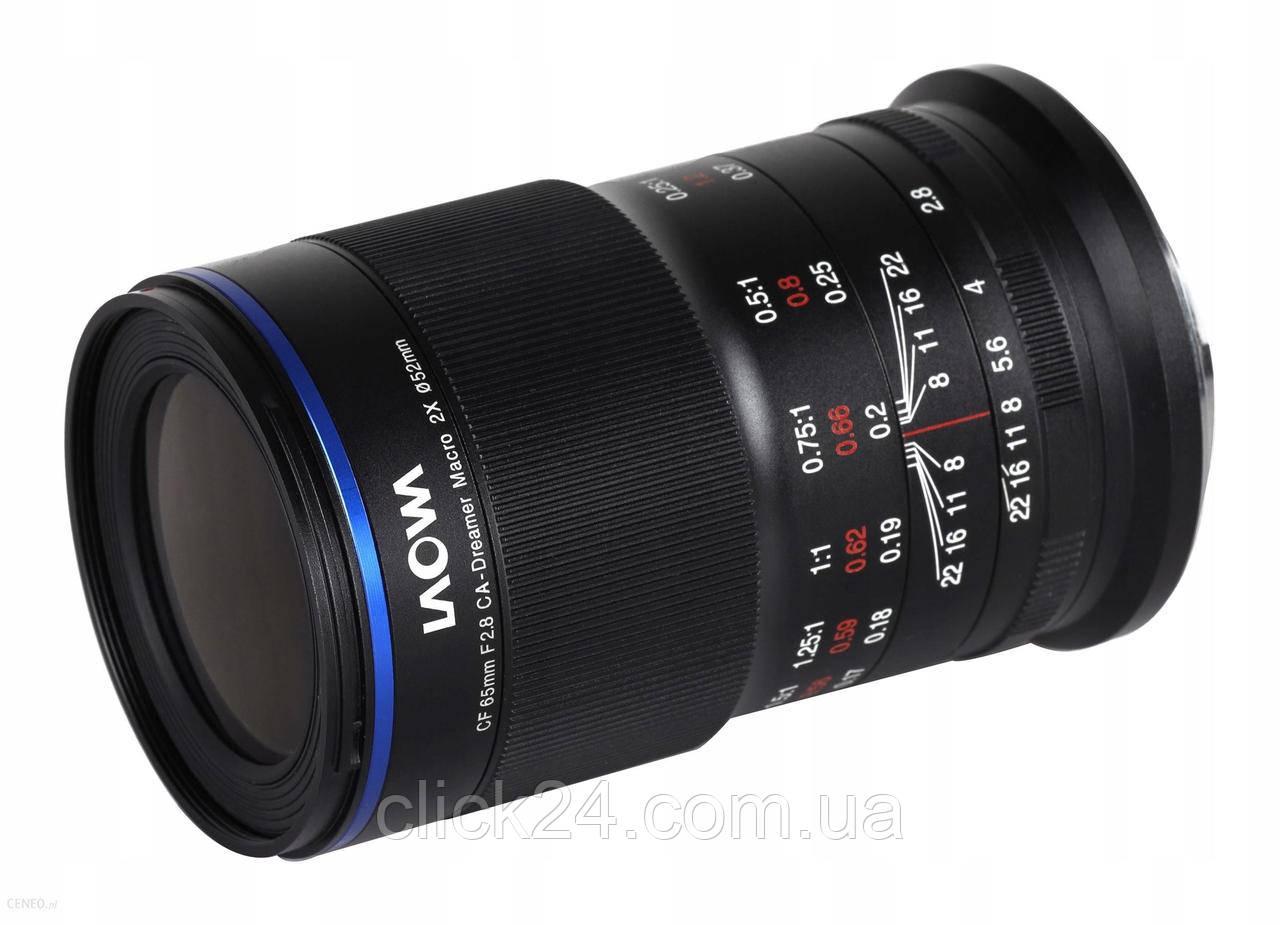 Laowa 65mm f/2,8 Macro do Sony A6500