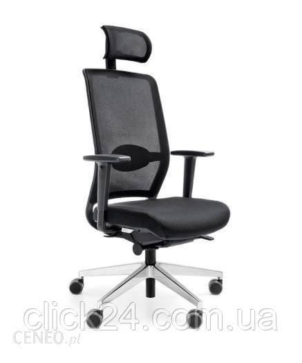 Profim Fotel Veris Net 111 Sfl Nx16 Czarny P54Pu