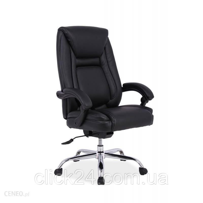 Fotel Obrotowy Premier Czarny Czarny