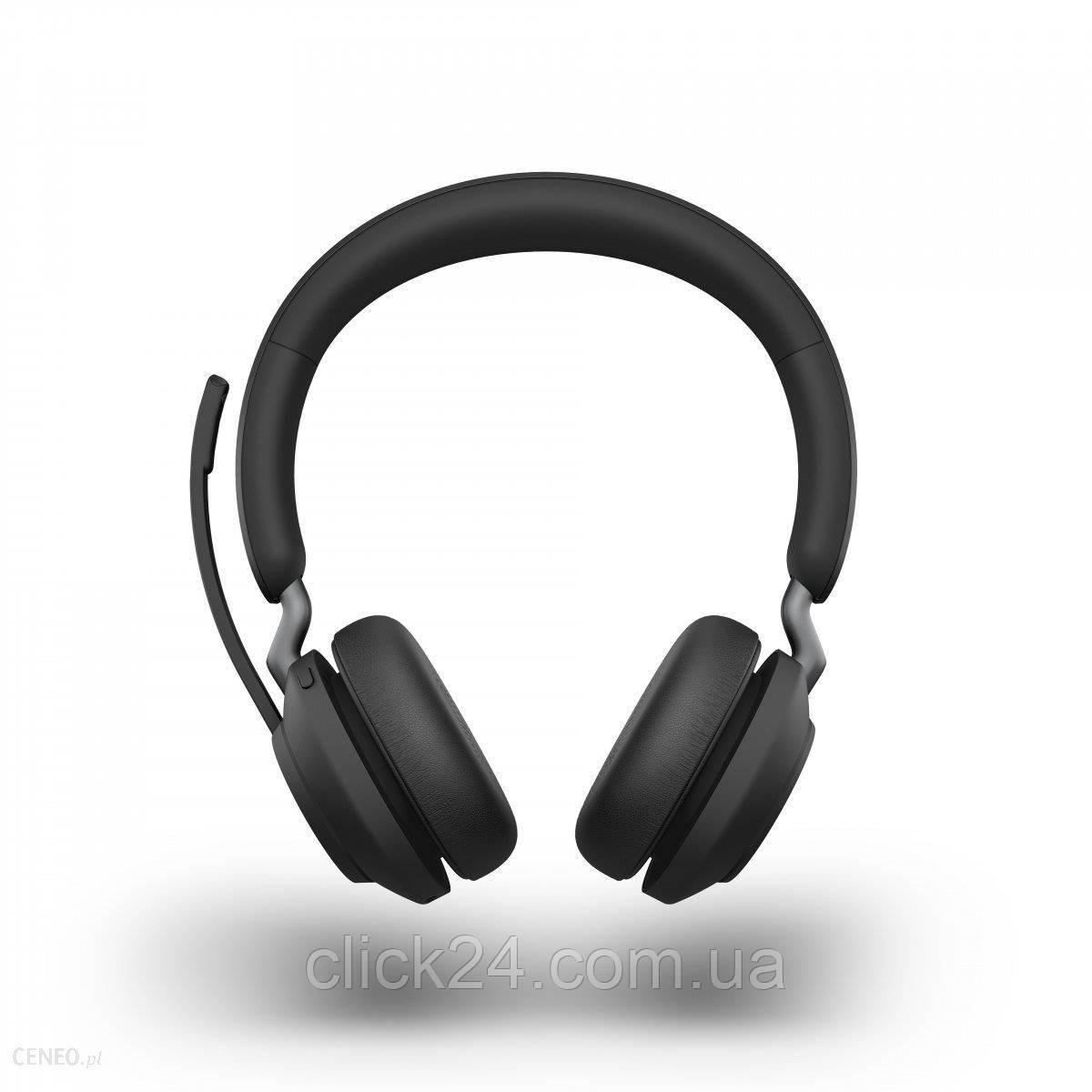 Jabra Evolve 2 65 UC Stereo, Black