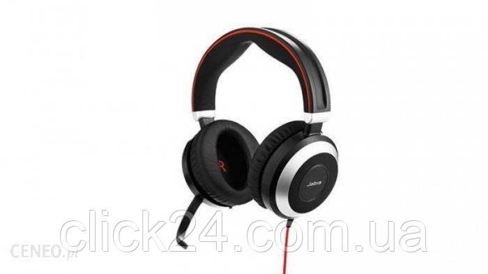 Jabra Słuchawka Przewodowa Evolve 80 Duo Usb Uc (7899-829-209)