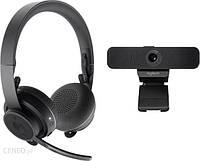 Logitech Zone Wireless + kamera C925e (991-000311)