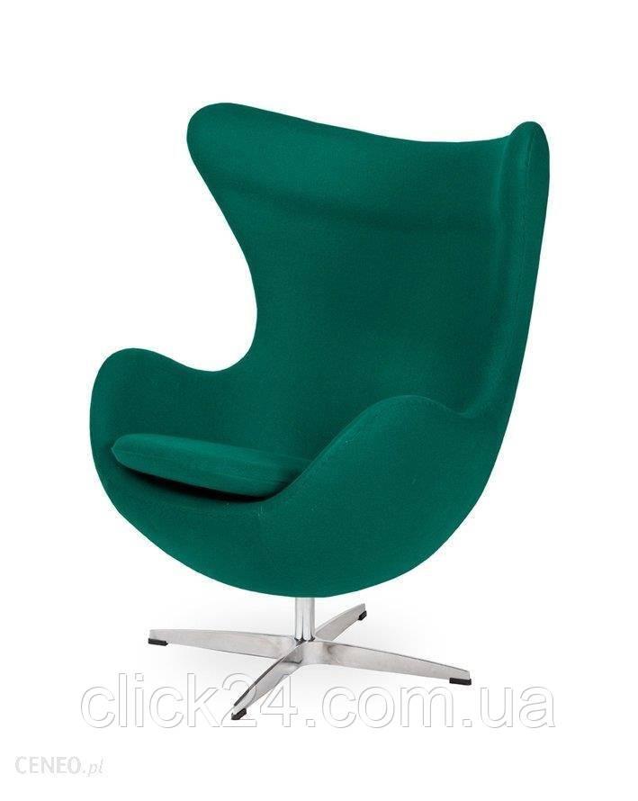 Kh Egg Chair Szmaragdowy Zielony